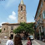 Frejus - the bishop old town