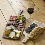 Sheridans Cheese and Charcuterie Platter