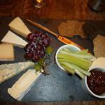 Amazing Cheese Board