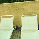 lovely deck chairs