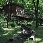 Hillside Cabin
