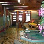 Whirlpool, Dampfbad, Sauna, Kneippbecken