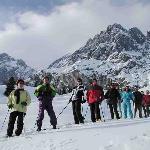 Schneeschuhwanderungen inklusive