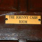 Johnny Cash Room