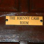Johnny Cash Room
