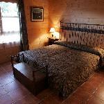 Habitación matrimonio hotel