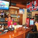 TKO Bar area