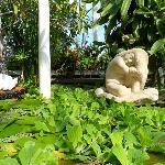 Statue dentro una serra