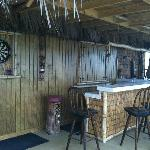 The new Tiki Bar!!