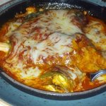 New Mexican Chicken Enchiladas