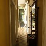 Hallway in ground floor