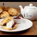 try an afternoon tea!