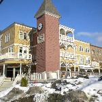 ClockTower & Mile One Restaurant, PGVS Hotel