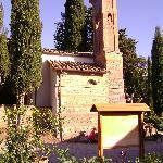 Hotel Dievole chapel