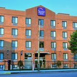 Sleep Inn JFK Airport Rockaway Blvd hotel in Jamaica NY