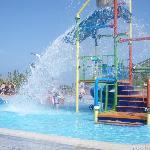 Splash park good fun for under 10's