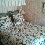 Room 2 near Buffalo Bill's quarters
