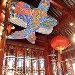 Inside main pagoda