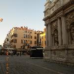 Plaza Sta Maria de Giglio