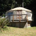 Yurt/Day Spa