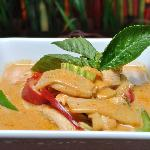 Red curry...Delicious.