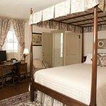 Wanderer guest room