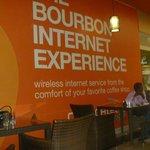 Foto de Bourbon Cafe
