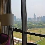 JW Marriott Shenzhen - Deluxe Room view