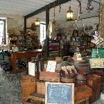 Inside Stone Store