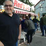 Red's Eats in Wiscasset Maine