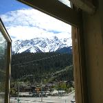 View of Mount Currie
