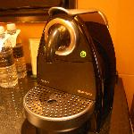 Coffee machine!