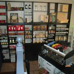 As well as great restaurant food, delicious deli goods to tempt your taste buds.