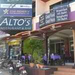 Altos Bar and Restaurant - Great Food Great Prices