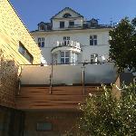 Villa Hügel, Aussen
