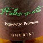 Pignoletto wine