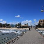 Sandy beaches to enjoy