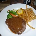 400g rump steak
