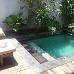 Our little pool