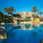 Hotel Cala Millor hipotels Hipocampo Palace piscina