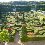 The Ornamental Garden at Villandry