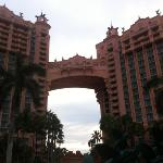 Atlantis, not where you are staying!