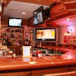 Come watch your favorite sporting event here!