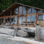 Beachcomber cabin