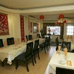 Restaurant main room