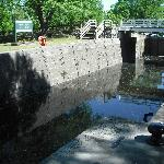 Upper Nicholson Lock, Andrewsville ON