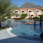Great pool^^ (This was in winter :D)
