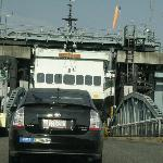 ferry over to Whidbey island where Deception pass is.