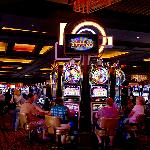4,750 Slot machines and electronic table games