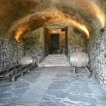 Entrance to the second winery - built in the 1400's